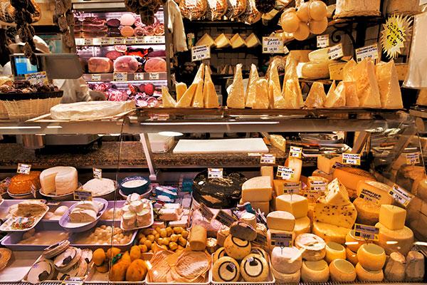 Dairy -market