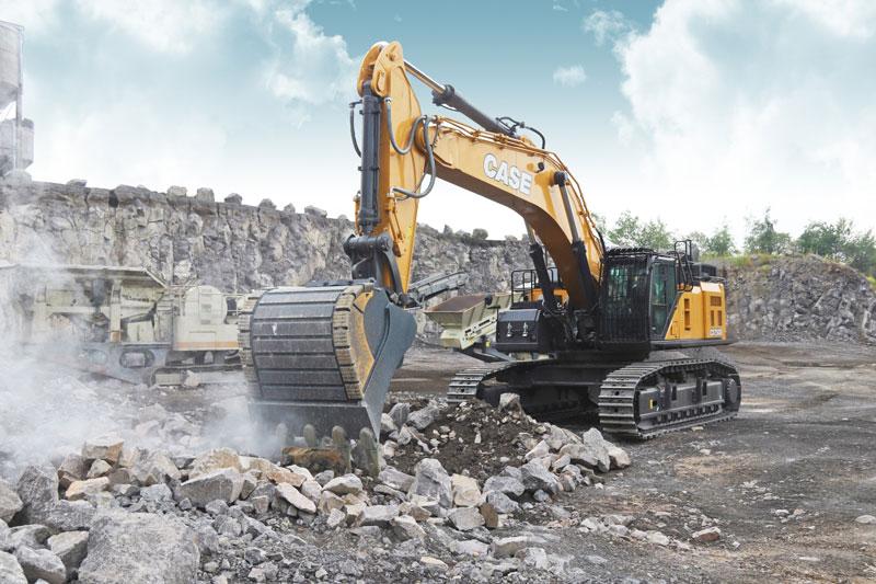 Case -CX750D-excavator -2