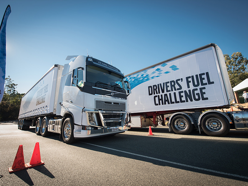 2017 Volvo Drivers' Fuel Challenge