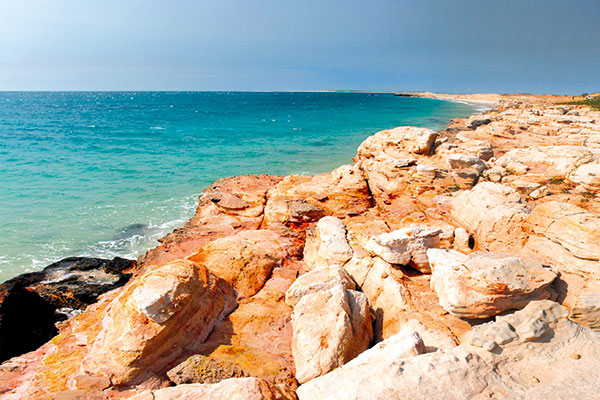 The -Cape -Leveque -shore -overlooking -King -Sound -in -WA