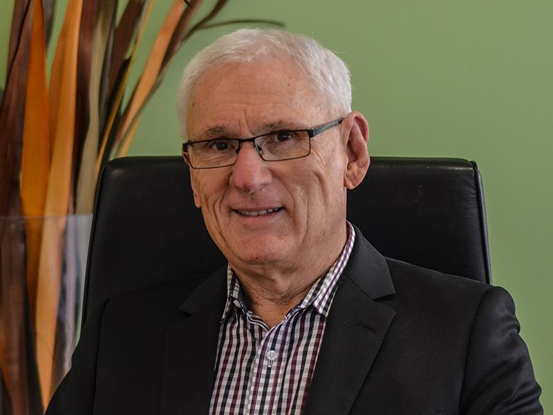 Wallara Logistics GM Garry Baker