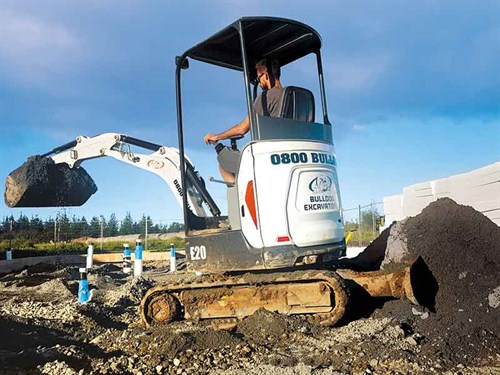 Bobcat -E20-excavator -1