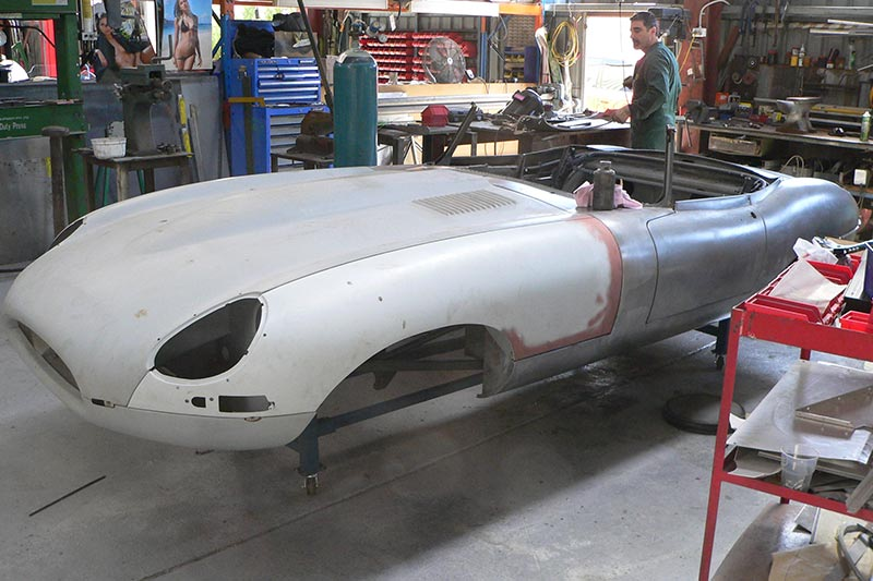 Jaguar -e -type -resto -11