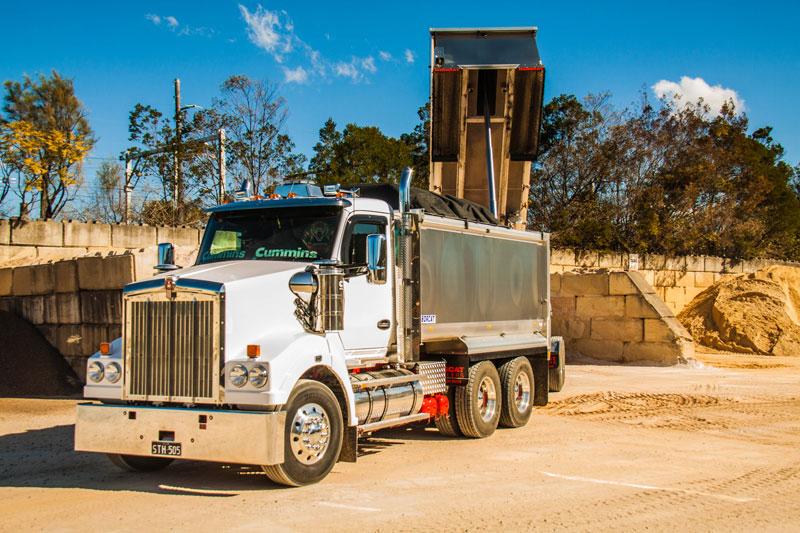 Kenworth -T610-tipper -truck9