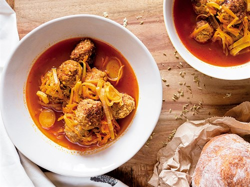 Meatball -Soup -Recipe -Masterchef
