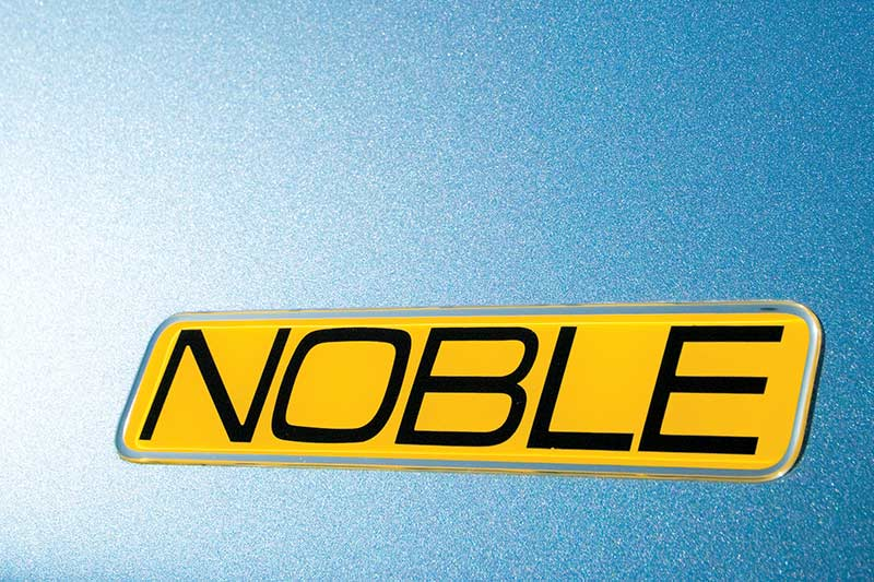Noble -badge