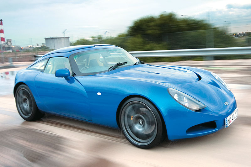 Tvr -onroad