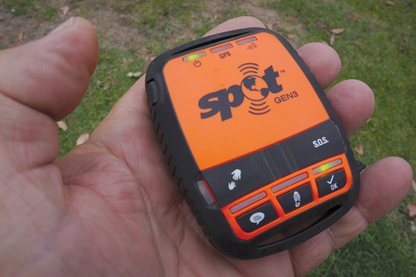 Spot -tracking -and -messenging -device