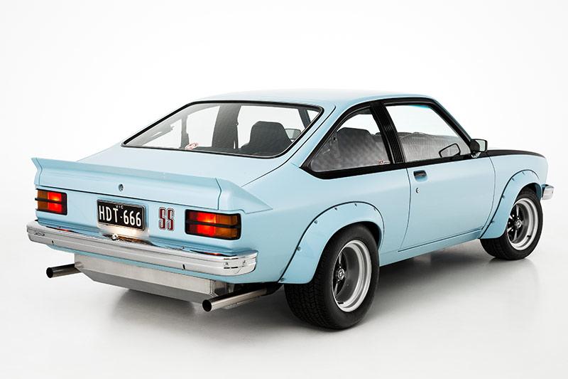 Holden -torana -rear -2