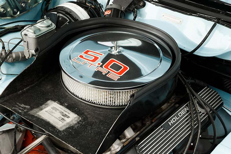Holden -torana -a 9x -engine