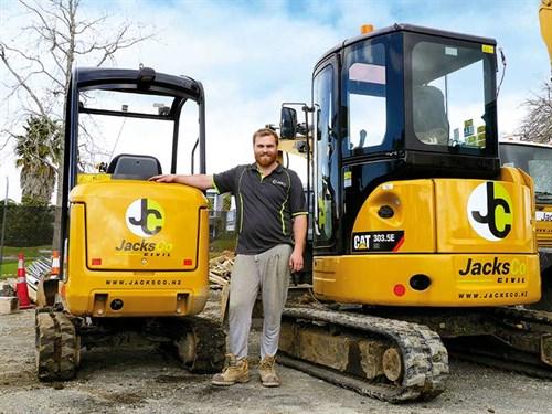 Caterpillar -BCP-range -excavators -asphalt Pavers -1