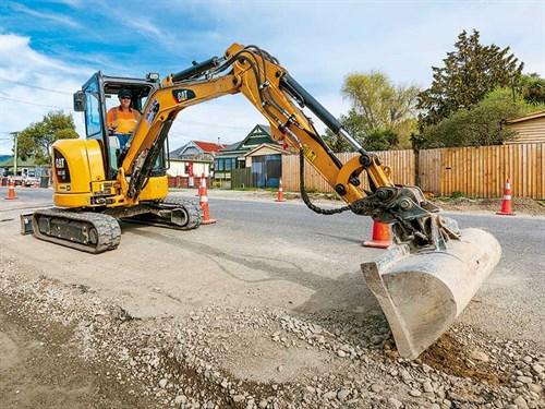 Caterpillar -BCP-range -excavators -asphalt Pavers -3