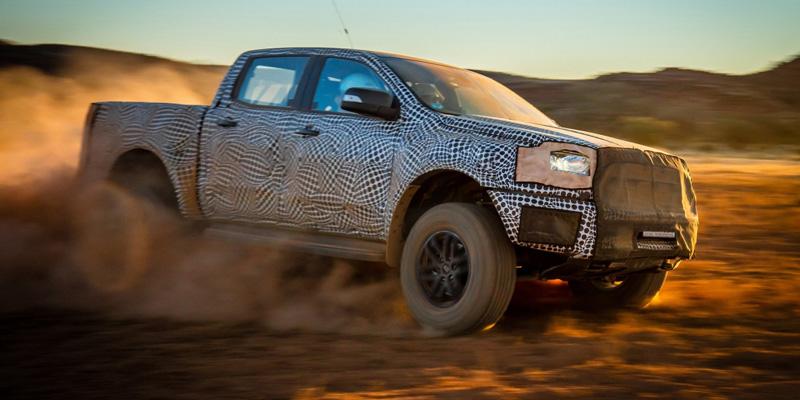 Ford -Ranger -Raptor