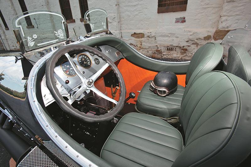 Warman Special Seats