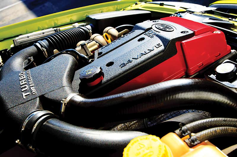 Ford -turbo -24-valve