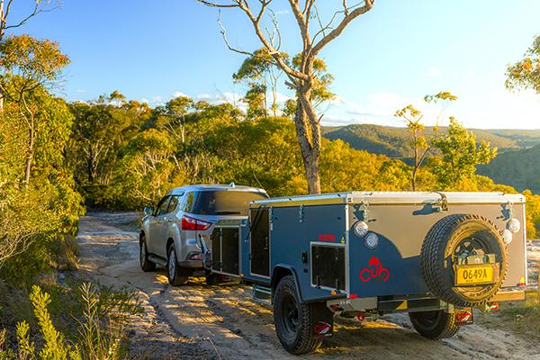 Cub Campers Frontier 7
