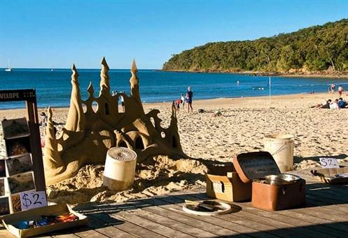 Noosa -Beach
