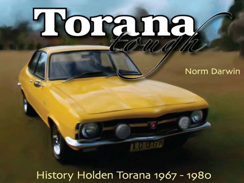 Holden -torana -book