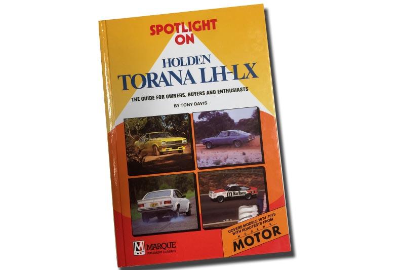 Holden -torana -book -2