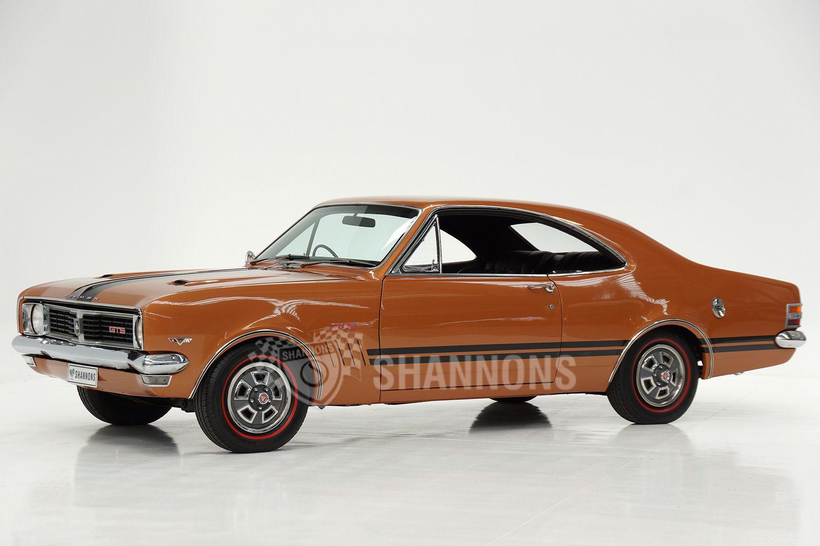 1969 Holden HT Monaro GTS 350