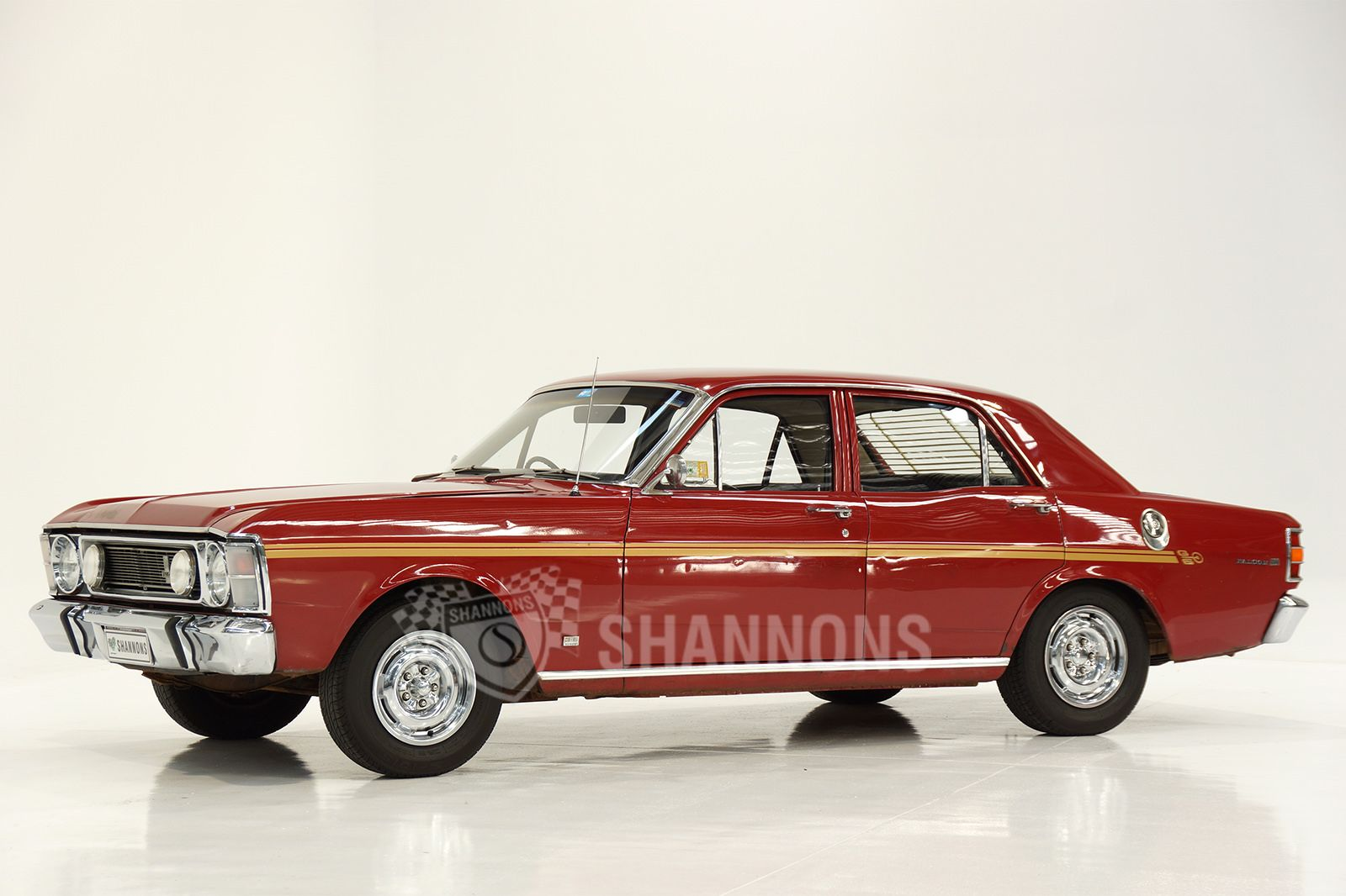 1969 Ford XW Falcon GS