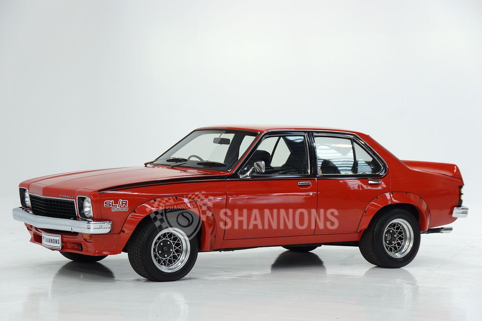 1974 Holden LH Torana SL/R 5000 L34