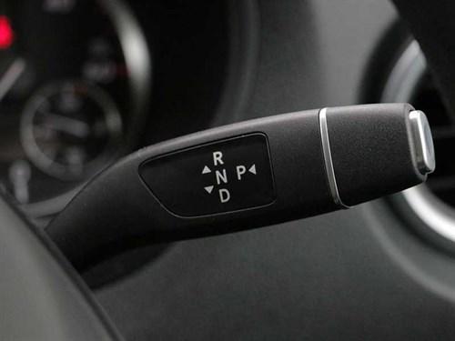 Mercedes -Benz -114Blue Tec -test -transmission