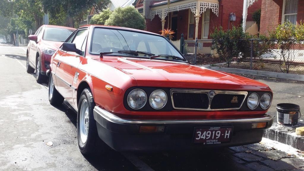 1983 Lancia Beta 3
