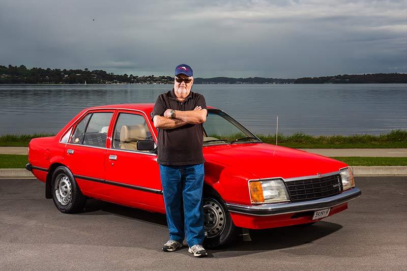 Holden -commodoore -earl -benson