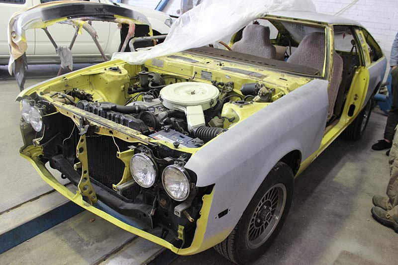 Toyota -celica -resto