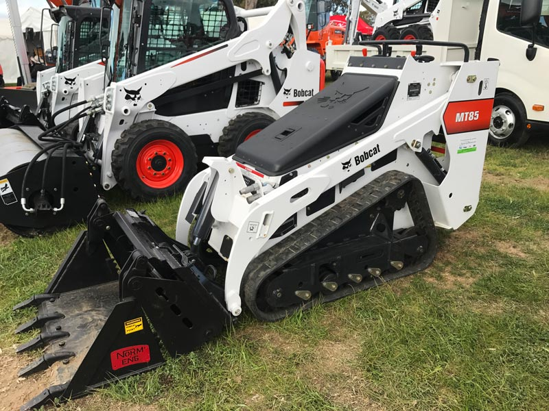 Bobcat -MT85-mini -loader