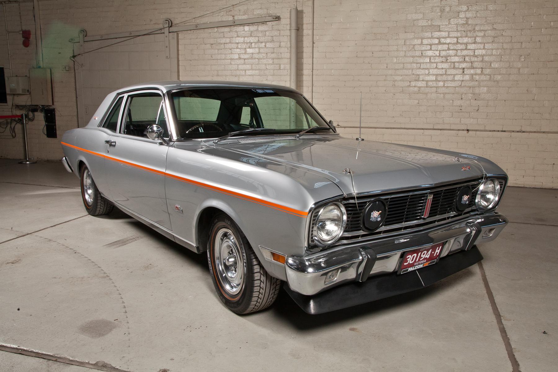 1968 Ford Futura XT