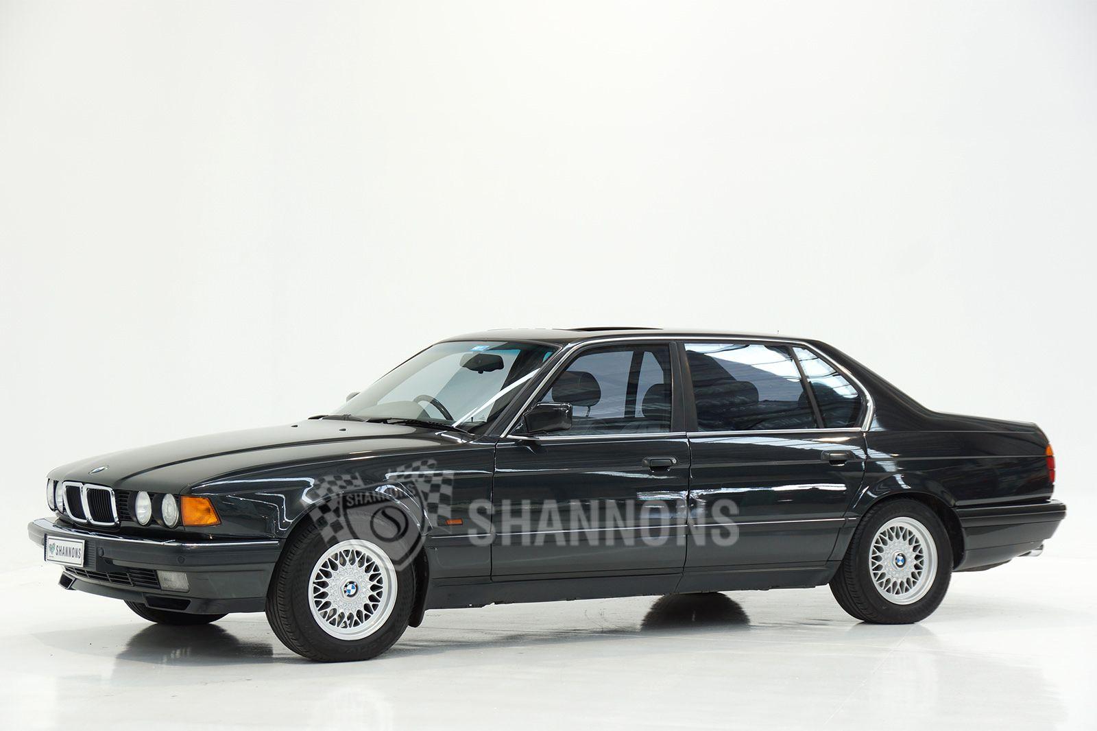 1992 BMW 740iL