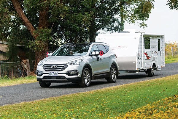 2011 hyundai santa fe towing capacity
