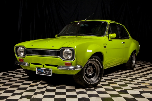 1972 Ford Lotus Escort GT