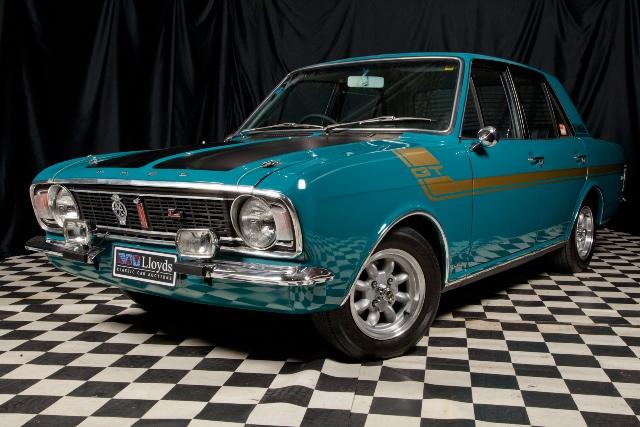 1970 Ford Cortina 66A GTL