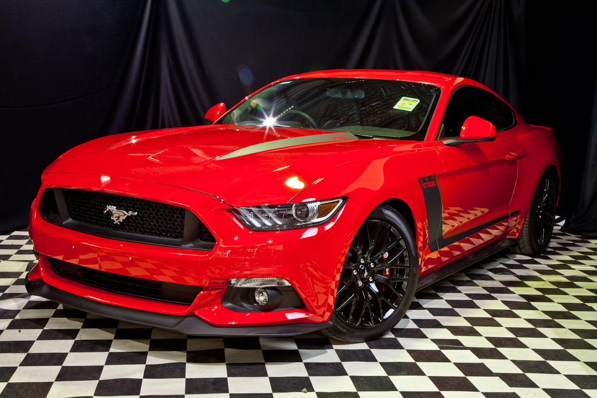 2016 Ford Mustang GT500