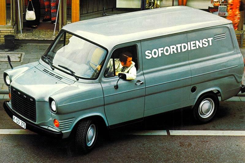 Ford -van