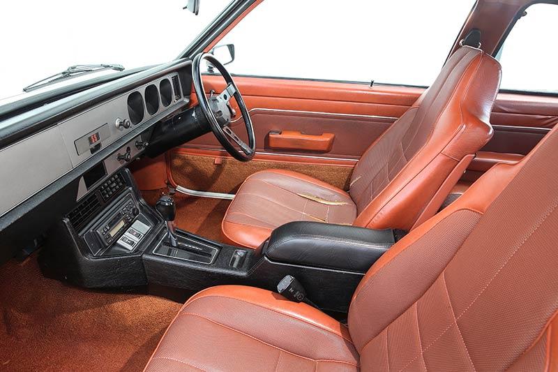 Holden -torana -ss -interior
