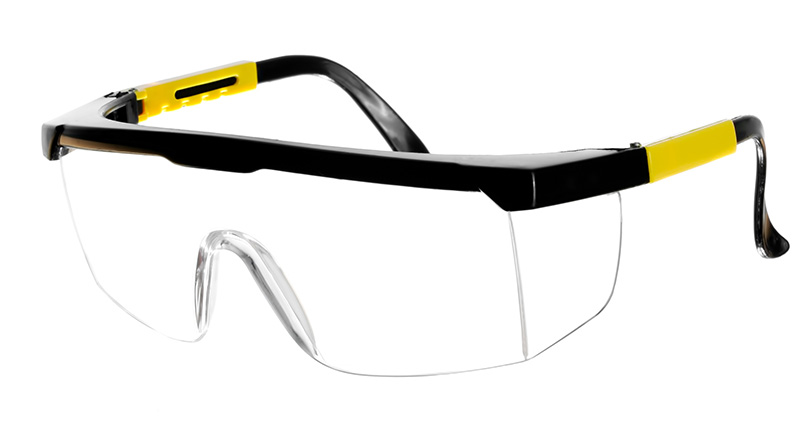 Safety -glasses