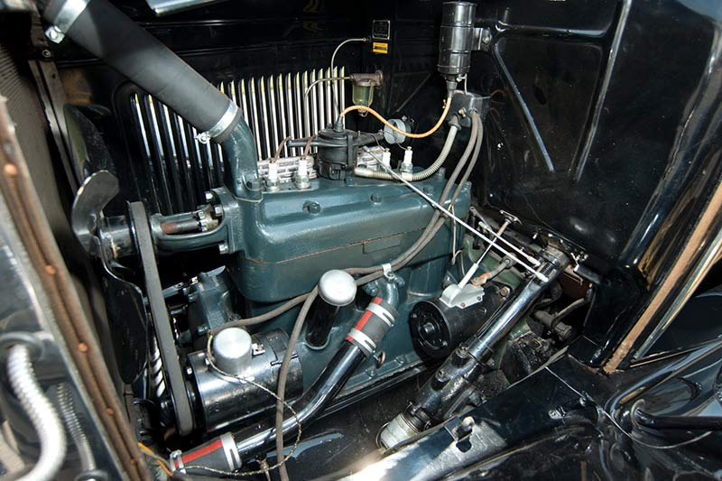 Ford -model -a -engine