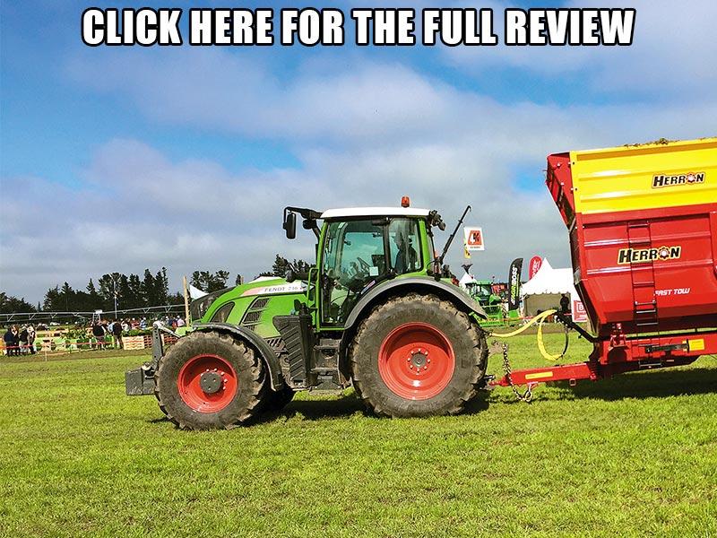 Fendt 716 S4 Vario tractor | Video, test & specs
