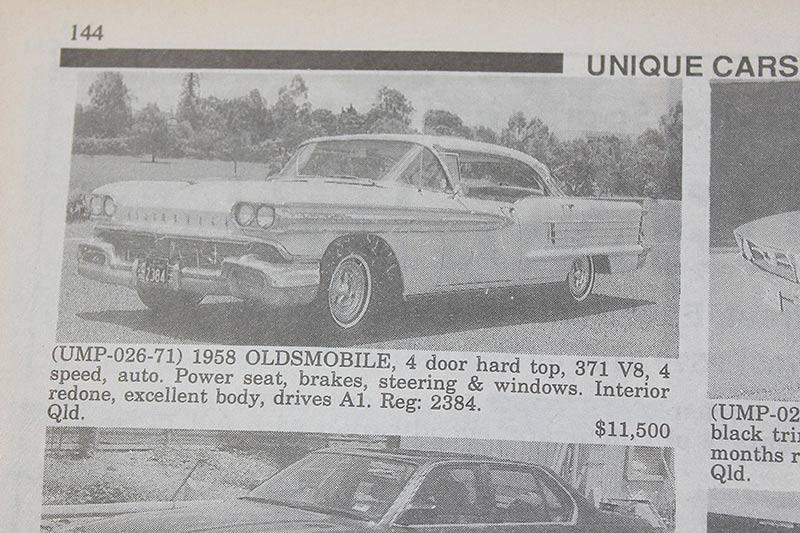 Oldsmobile -hardtop