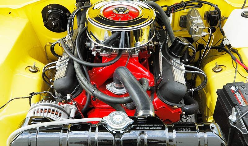 Plymouth Barracuda Formula S (273 Commando) Review