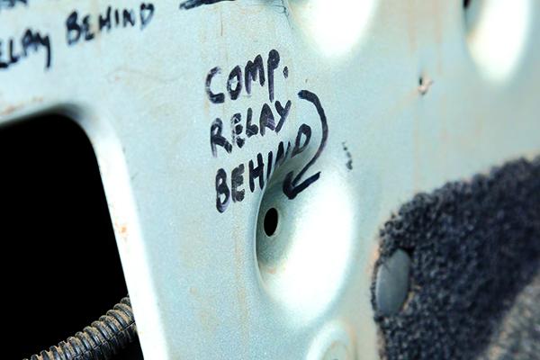 Installing An Onboard Air Compressor Step 9
