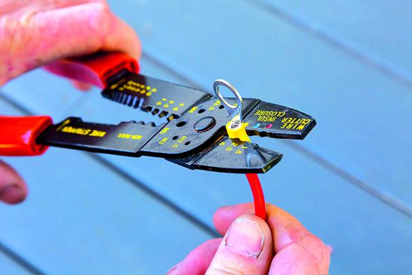 Installing An Onboard Air Compressor Step 7