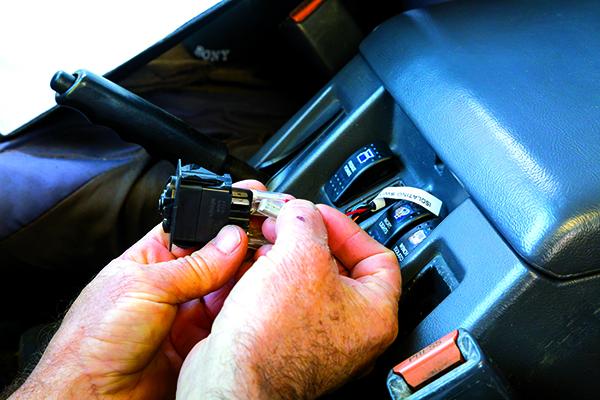 Installing An Onboard Air Compressor Step 5