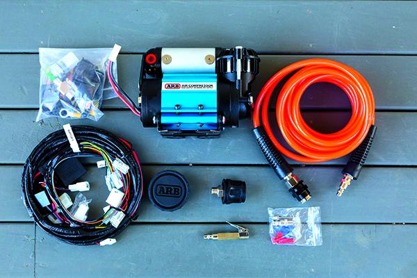 Installing An Onboard Air Compressor 1