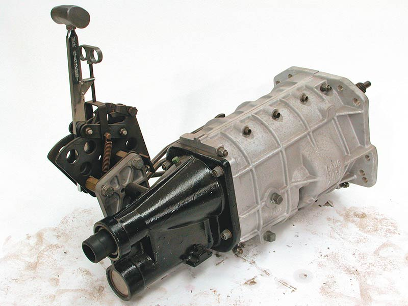 Choosing the Right Gearbox