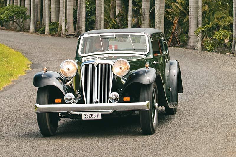 Jaguar Ss 1 Onroad 3